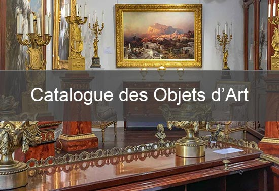 image catalogue objets