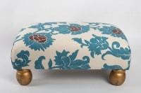 Footstool Art Deco Style