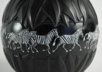 """Lalique """"Tanzania""""Vase"""