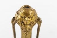Vase en bronze de Maurel