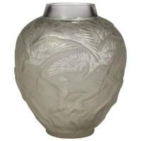René LALIQUE : Vase « Archers »  1921