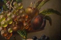Nature morte signée Johanes Reekers datée 1855