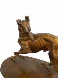 Levrette par Jules Moigniez (1835-1894)