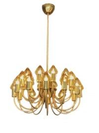 Arne Jacobsen - Paire de lustres