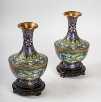 Une paire de vases Chine (1960)