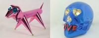 Un sculpteur qui révolutionne les formes et les couleurs  à la Galerie du TZAR