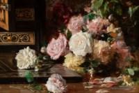 Le cabinet - Hubert-denis Etcheverry (1867-1952)