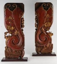 Panneaux de Bali, XIXème