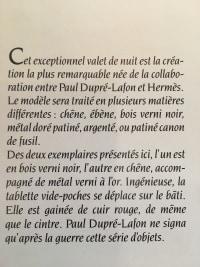 PAUL DUPRÉ-LAFON (1900-1971) & HERMÈS