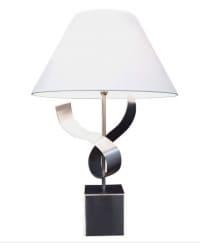 Lampe sculpture de François MONNET