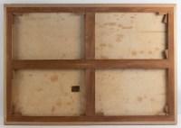 Suite De 3 Grisailles, 1880-1890 Sur Toile, Epoque Napoléon III, Décoration Intérieur