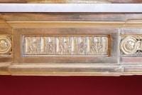 Console Louis XVl bois doré