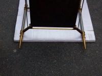 1950/70' Paire de Bouts de Canapé Maison Jansen 61 x 48 cm