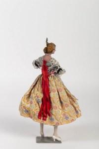 Poupée Danseuse espagnole 1950