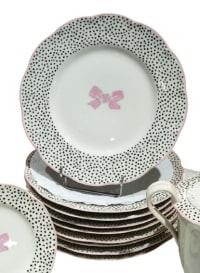 """Lalique-Haviland - service """"créole"""" - porcelaine de Limoges - 1931"""