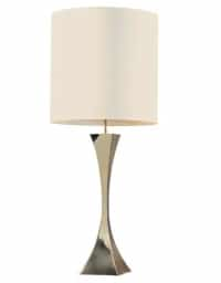 Large 1970s Pyramidal Table Lamp by A. Tonello and A. Montagna Grillo