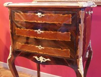 Bar 19e style Louis XV