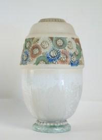 Vase en céramique, art deco par Joseph Mougin (1876-1961)