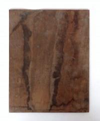 Huile sur panneau représentant un bouledogue, par Gabriel SUE (1867-1958)