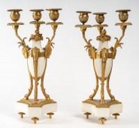 paire de vases en porcelaine de Sèvres