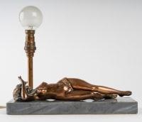 Lampe coupe-cigare, XXème