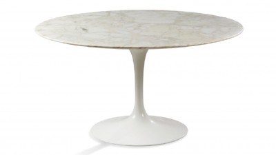 "EERO SAARINEN (1910-1961) & KNOLL INTERNATIONAL"" Tulip"" Table ronde,"