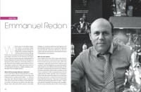 Article Gazette Drouot International - Interview Emmanuel Redon