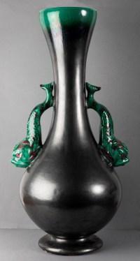 Vase aux poissons, manufacture de Vallauris
