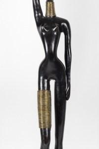Femmes africaines porteuses d'eau HAGUENAUER 1930