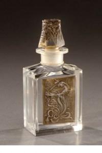 RENE LALIQUE (1860-1945) pour COTY Flacon «L'effleurt»