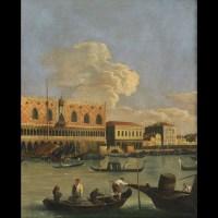 Veduta du Molo de Venise – Ecole de Canaletto – Fin du 18e siècle