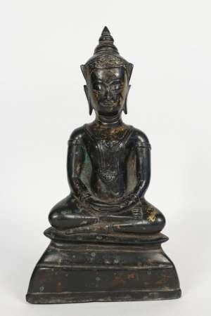 Bouddha Siam Ayuthya XVIIe siècle