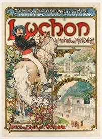 Mucha - Luchon