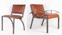4 Chaises et 2 Fauteuils de Jean-Michel WILMOTTE
