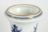 """Paire de vases de """" Florence """" en porcelaine de Sèvres"""