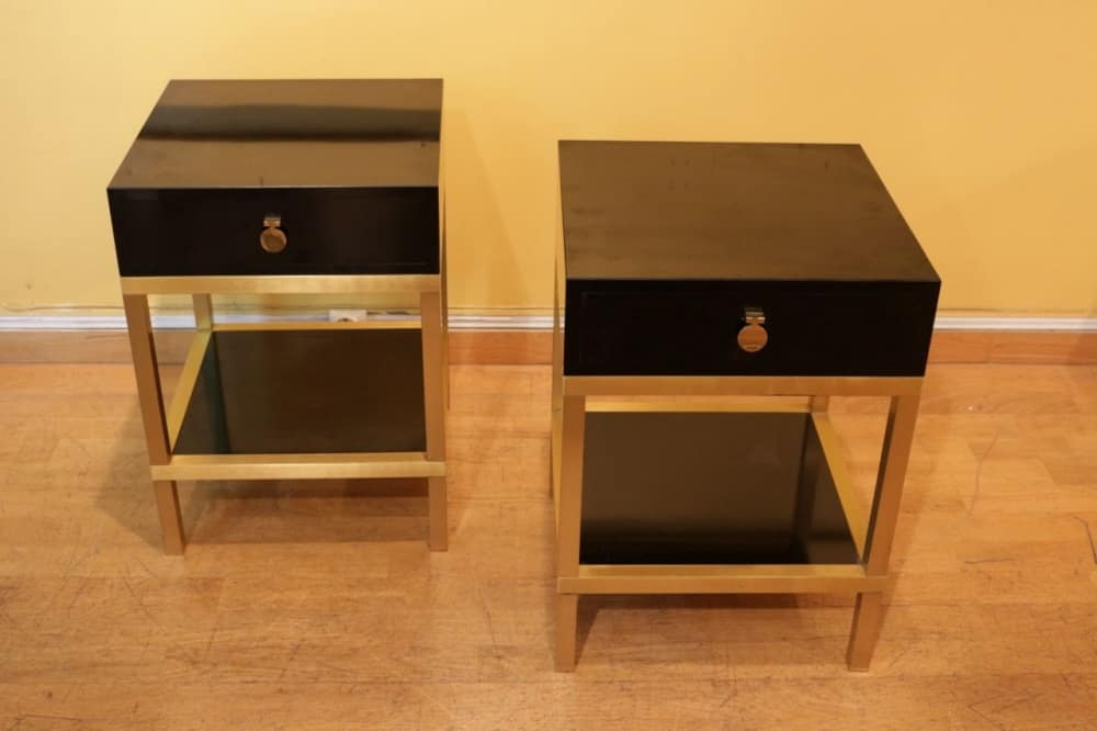 le march biron paire de tables en bout de canap mod le. Black Bedroom Furniture Sets. Home Design Ideas