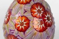 CAMILLE FAURÉ (LIMOGES, 1874 - 1956) - Vase émaillé