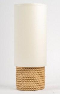Paire de Lampes Audoux Minet.1950