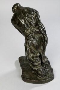 """BERNHARD HOETGER 1874-1949 """"Le Haleur"""""""