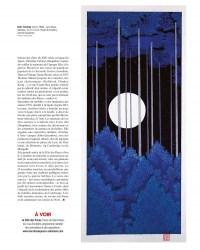 Article dans La Gazette Drouot - Les Puces aux couleurs de l'Asie