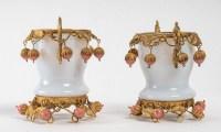 Paire de Gobelets, XIXème siècle