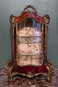 Petite vitrine Napoléon III.