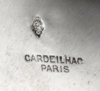 Ensemble de plats, légumiers et saucières en argent par CARDEILHAC