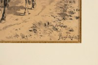 Drawing From The Late 19th Century Pranishnikoff