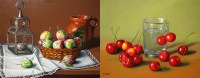 La Galerie LEDA DECORS met en lumière Maria DEL PILAR PRADALES, peintre espagnole