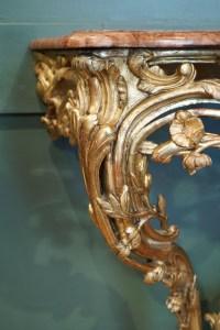 Console provençale Louis XV. XVIII ème siècle