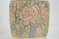 Vase ovoïde en céramique art déco, signé Joseph Mougin (1876 - 1961 )