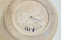 Vase ovoïde signé Joseph Mougin (1876 - 1961 )