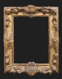La Galerie Georges BAC présente un objet extraordinaire, le cadre du Grand Dauphin