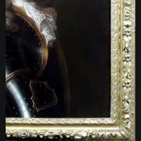 Atelier de Hyacinthe Rigaud vers 1690 - Portrait de seigneur en armure